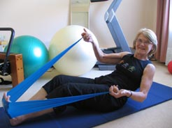 Pilates Floor Class in Bunbury