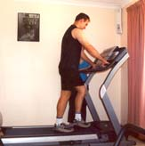 Personal Training on the Treadmill